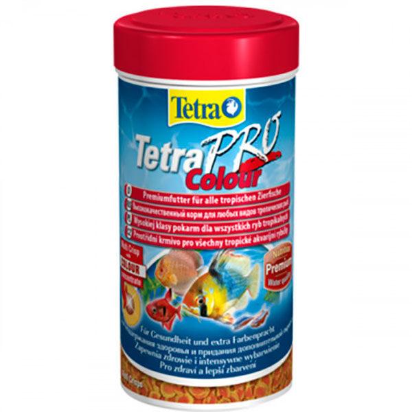 Корм TetraPro Colour