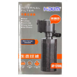 Hidom AP-1200L для аквариумов до 150 литров