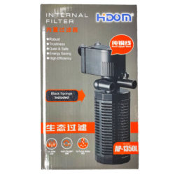 Hidom AP-1350L для аквариумов до 200 литров