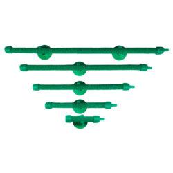 Распылитель воздуха зеленый трубчатый