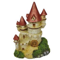 Декорация керамический замок